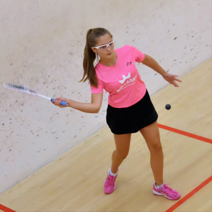 Abi Wilkinson - Middx Junior Closed GU17s Champion 2018