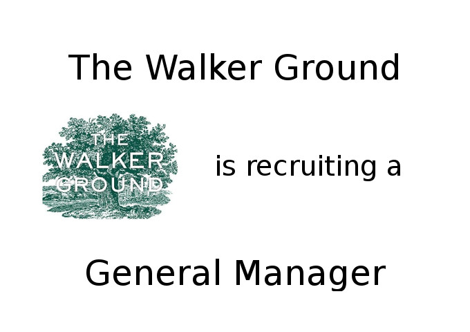 The Walker Ground is recruiting
